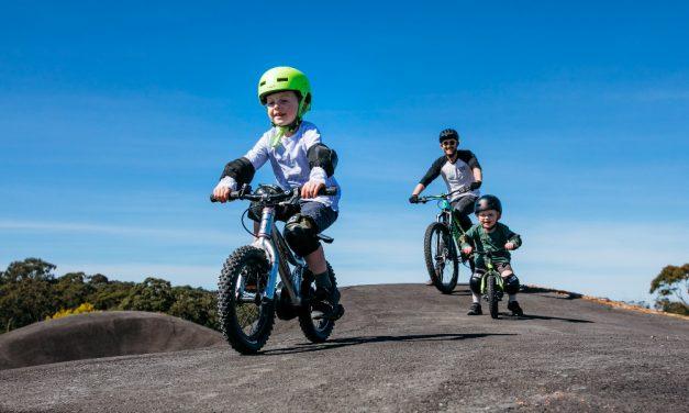 New World-Class Bike Park for Locals