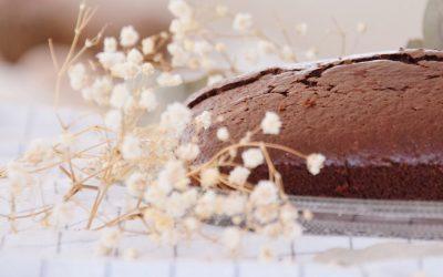 Celebrate Veganuary with a Vegan Chocolate Cake