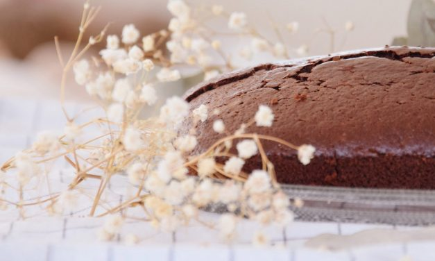 Celebrate Veganuary with a Vegan Chocolate Cake