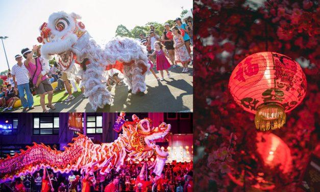 Celebrate Lunar New Year in Ku-ring-gai!