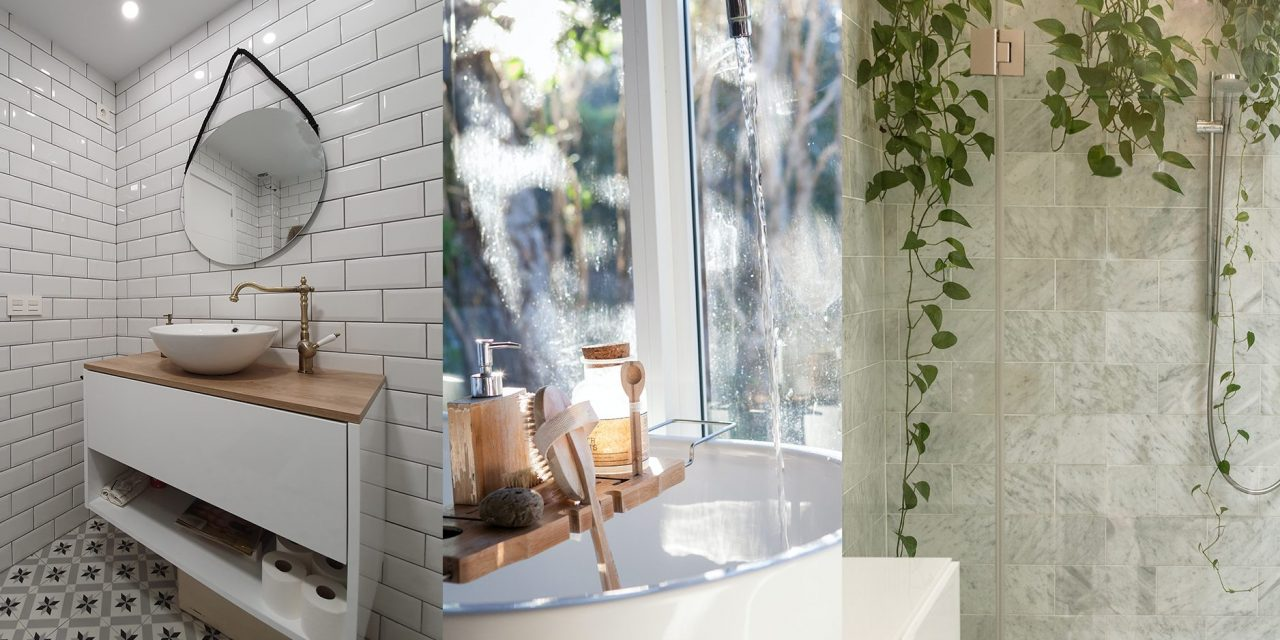 Trending Bathroom Designs