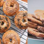 Savoury is the New Saviour: Bagel Time