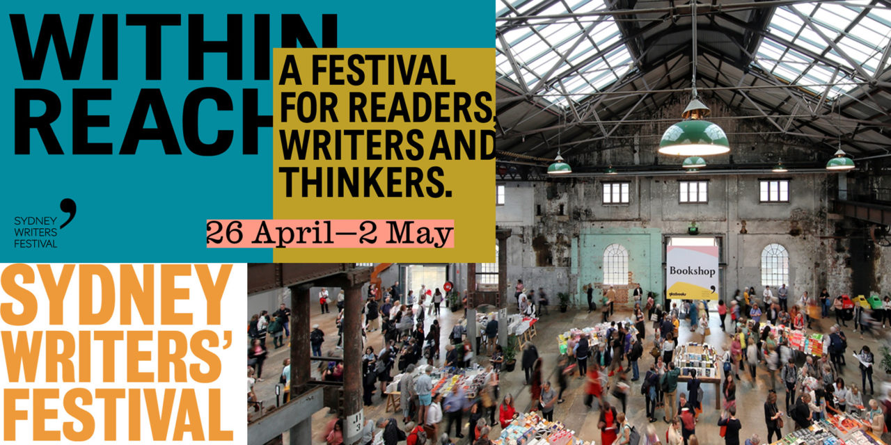 Celebrate Sydney Writers' Festival Locally