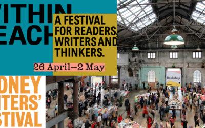 Celebrate Sydney Writers' Festival Locally