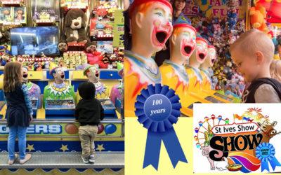 Celebrating Local: St Ives Show Centenary
