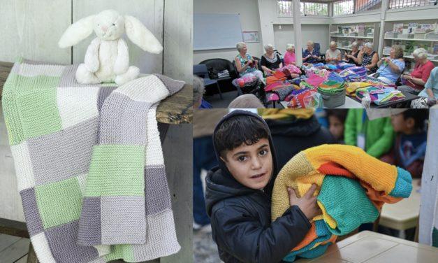 Ku-ring-gai Locals Knitting for Charity
