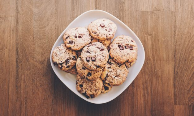 Home Baking: Chocolate Chip Cookies