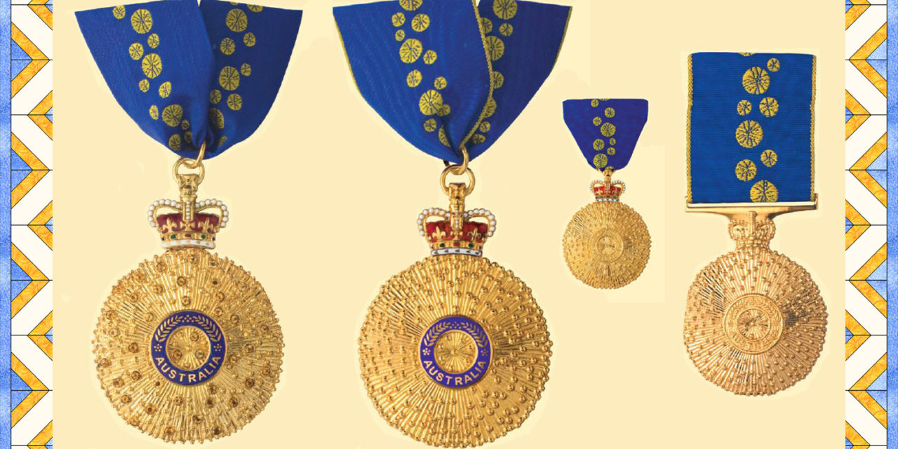 North Shore recognised, Queen's Birthday Honours List