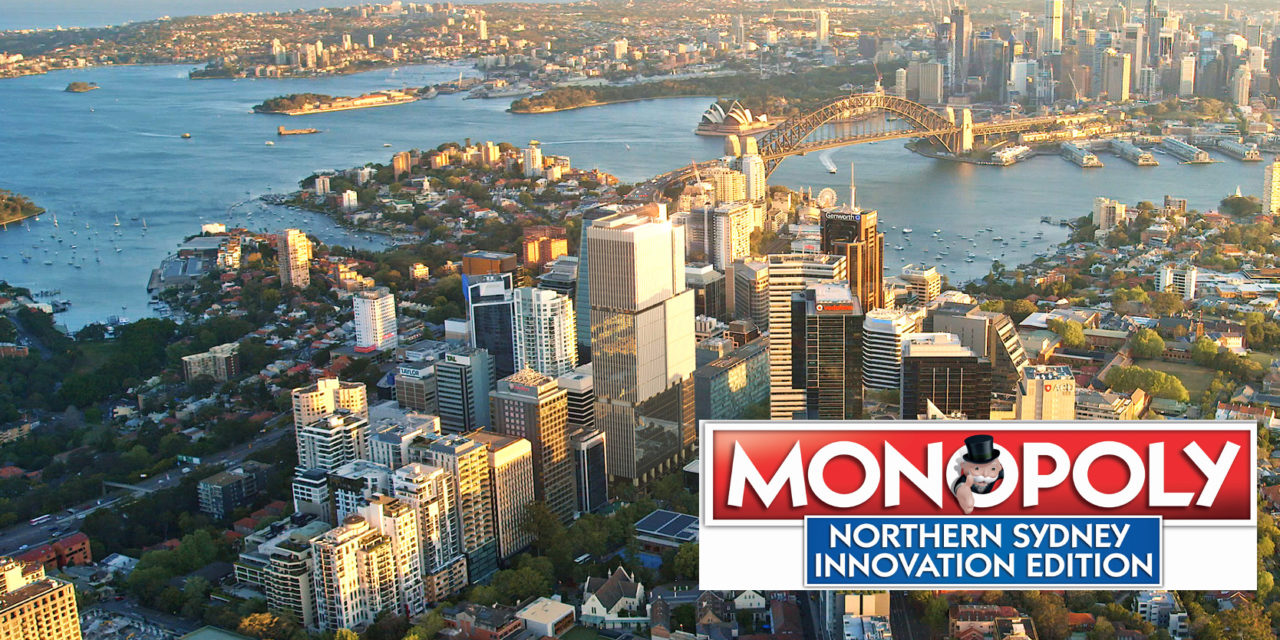 Monopoly coming to Northern Sydney: suggest a local business today!