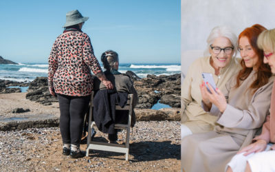 The Importance of Friendship in Old Age