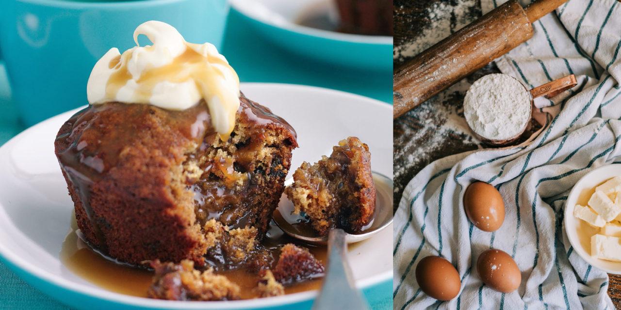 Winter Warmer Recipe: Sticky Date Pudding
