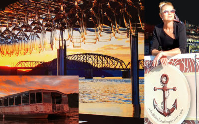 'The Float' – River Cruising in Brooklyn