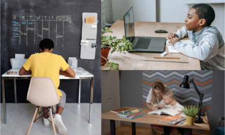 Home Learning: Maintaining a Schedule