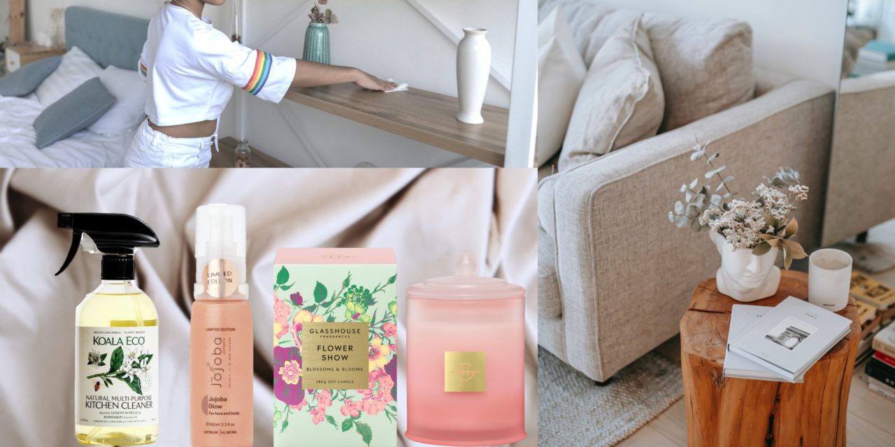Spring Cleaning and Rejuvenation