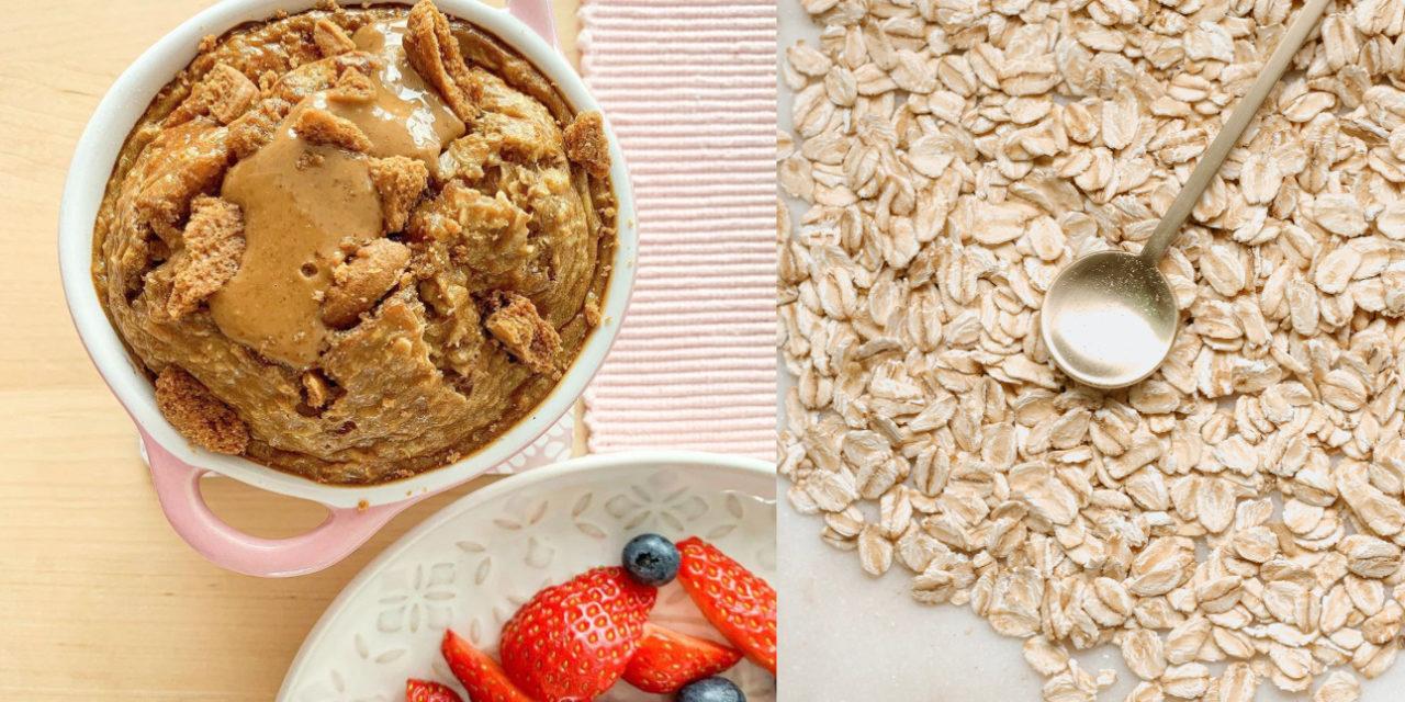 Viral Baked Oats Recipe