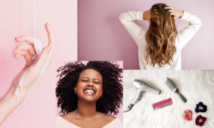 DIY Lockdown Hair Care